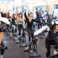 9. Do a SoulCycle class at Selfridges