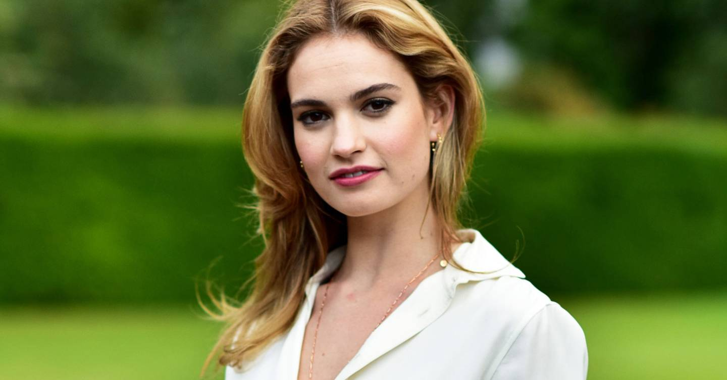 Downton Abbey star Lily James interview | Top holiday destinations | CN  Traveller