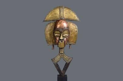 Kota Reliquary Guardian at Entwistle Gallery, London