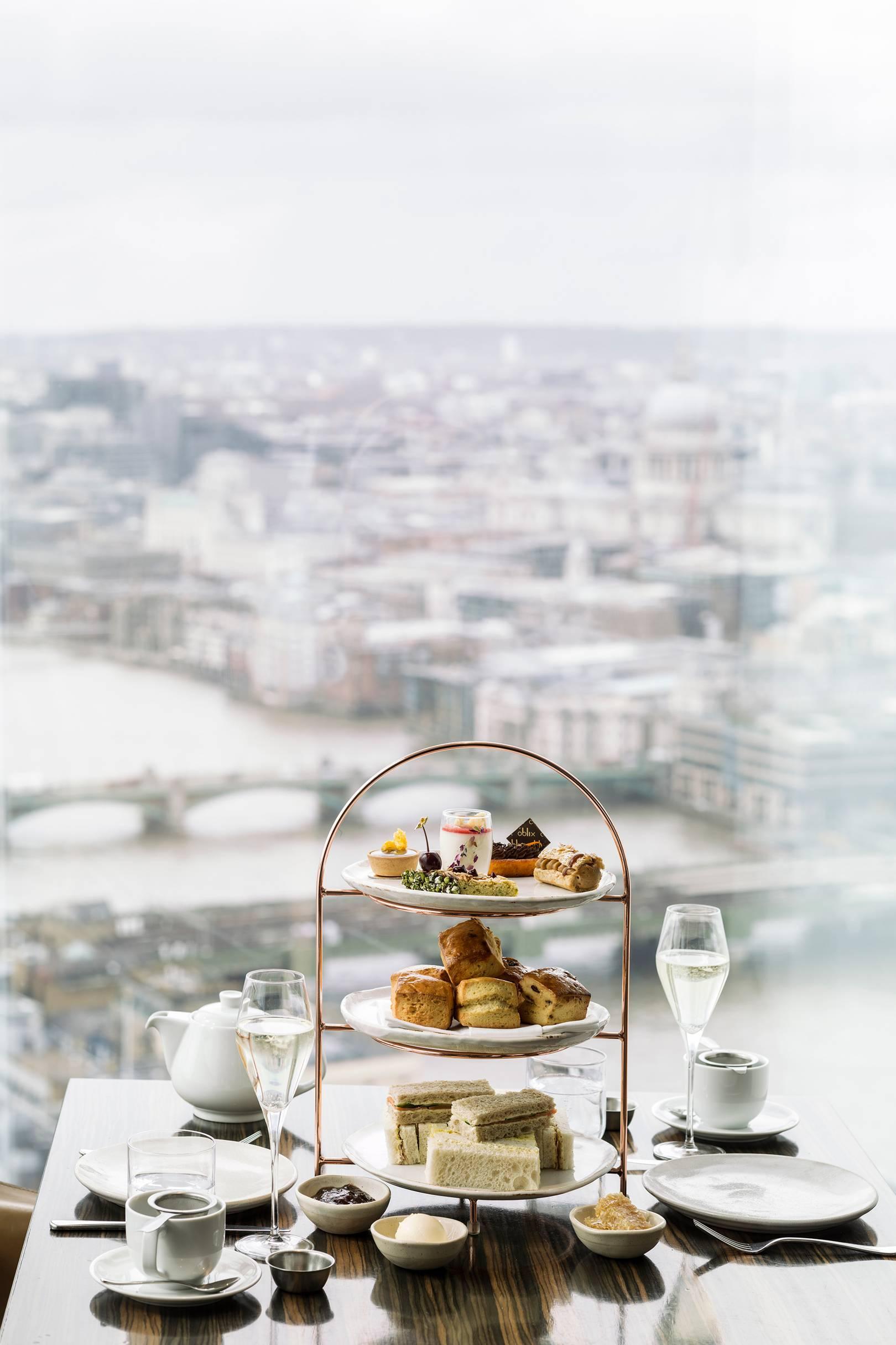 Best afternoon tea in London 2018   CN Traveller