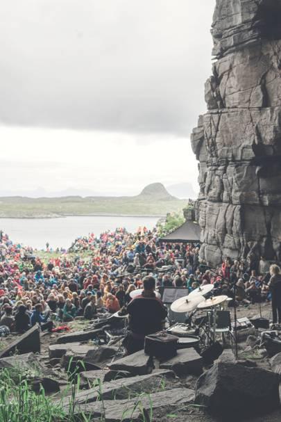 Træna Festival, Norway