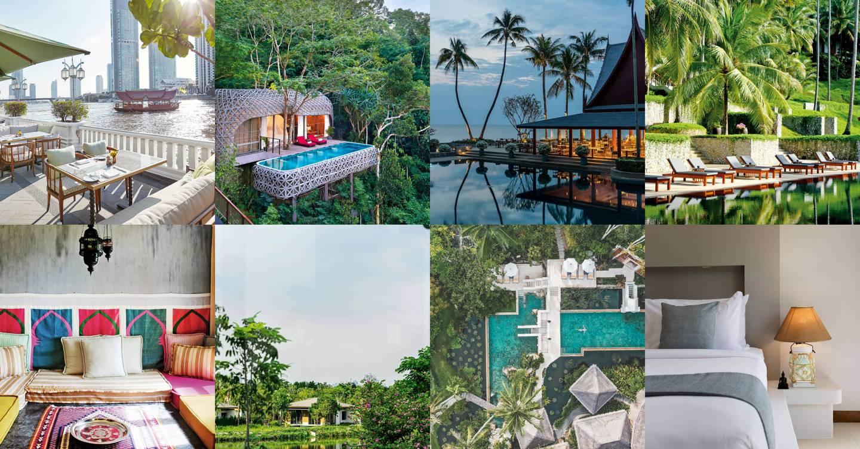 The best spas in Thailand