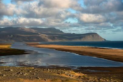 19. Rauðasandur Beach, Iceland