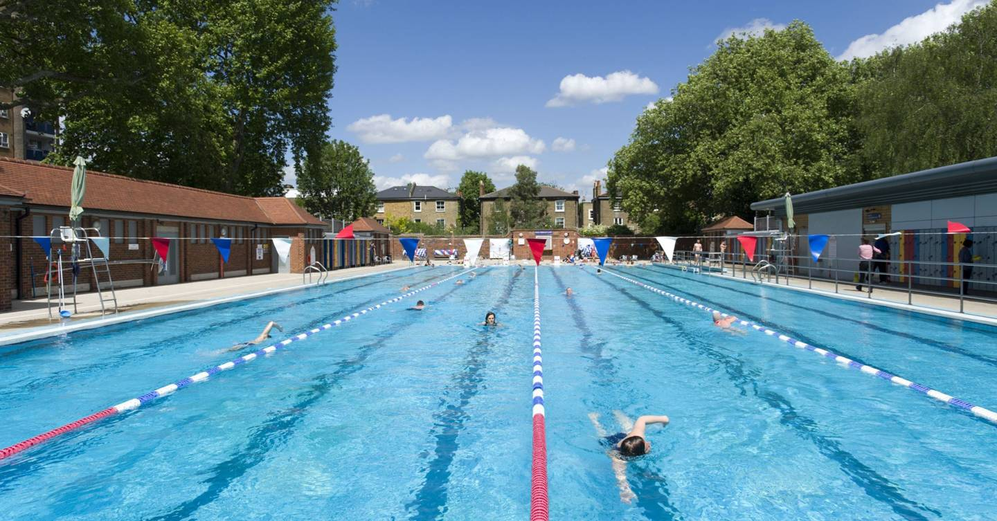 The best lidos and outdoor pools in London