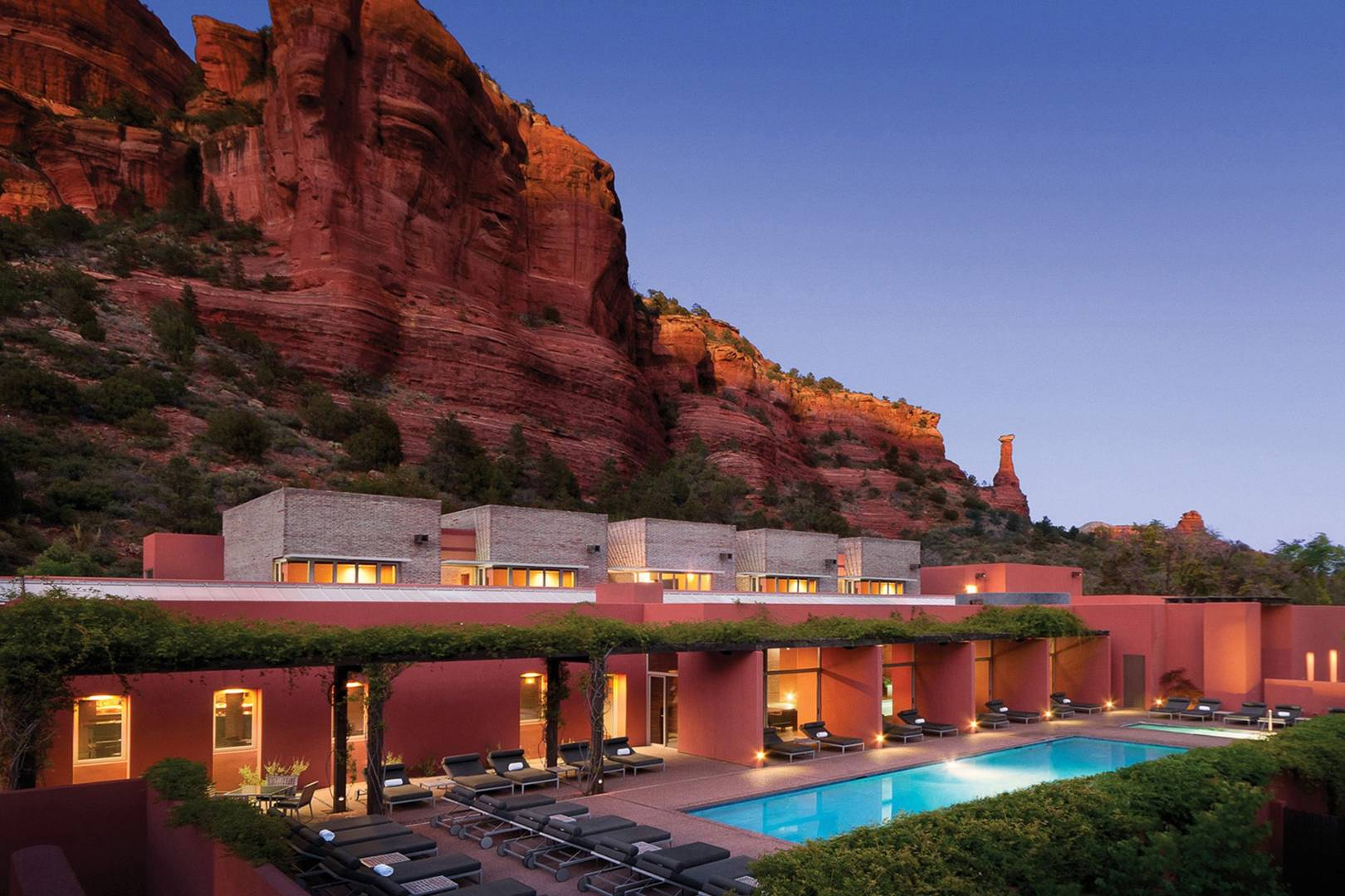 The Best Spas In The Usa Cn Traveller
