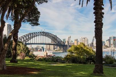 10. Sydney, Australia. Score 91.57
