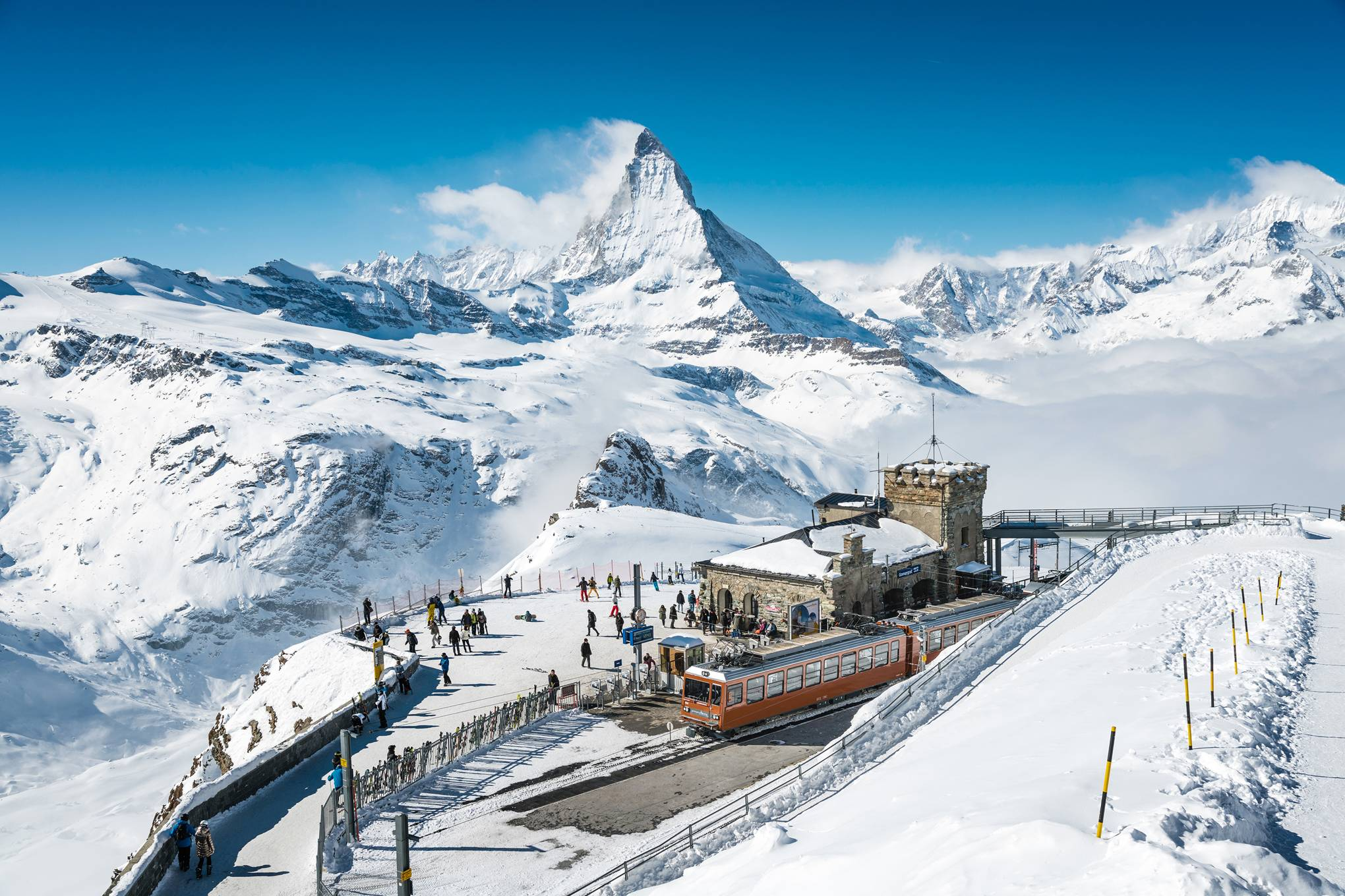 The 10 best skiing breaks by train to take in 2020