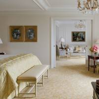 10. Four Seasons Hotel George V, Paris