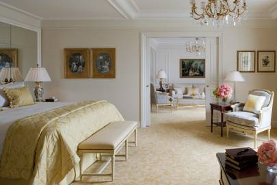 10. Four Seasons Hotel George V, Paris