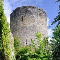 Cilgerran Castle, Pembrokeshire
