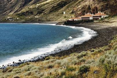 The quiet Canary Islands