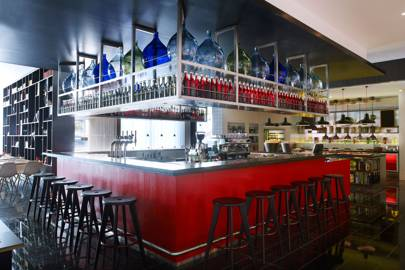 Bar at CitizenM Bankside, London
