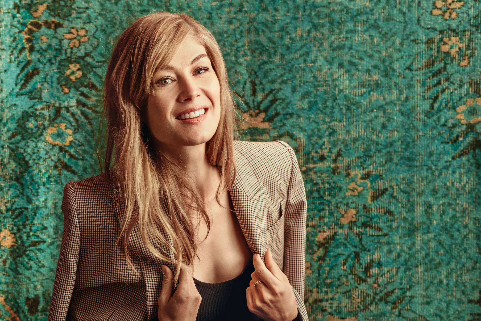Rosamund Pike on filming 'A Private War' and her favourite places in the world