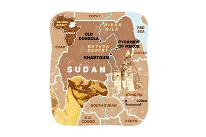 Sudan travel information