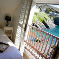 THE LUGGER HOTEL, Portloe, Cornwall