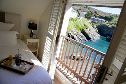THE LUGGER HOTEL, Portloe, Cornwall