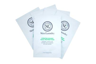 Hydrating Radiance Facial Treatment Mask by Skin Laundry