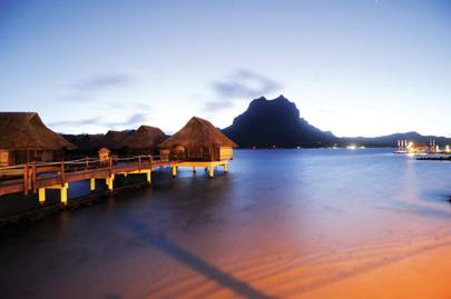 Bora Bora Lagoon Resort & Spa