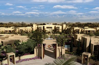 New hotels in Marrakech