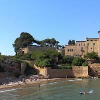6. Playa Tamarit and Cala Jovera, Tarragona
