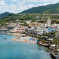 The island of Ischia, Italy