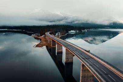 Faller-Klamm-Brücke, Germany