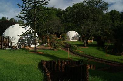 The Dome Garden, Gloucestershire