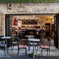 Cafés in Karaköy, Istanbul