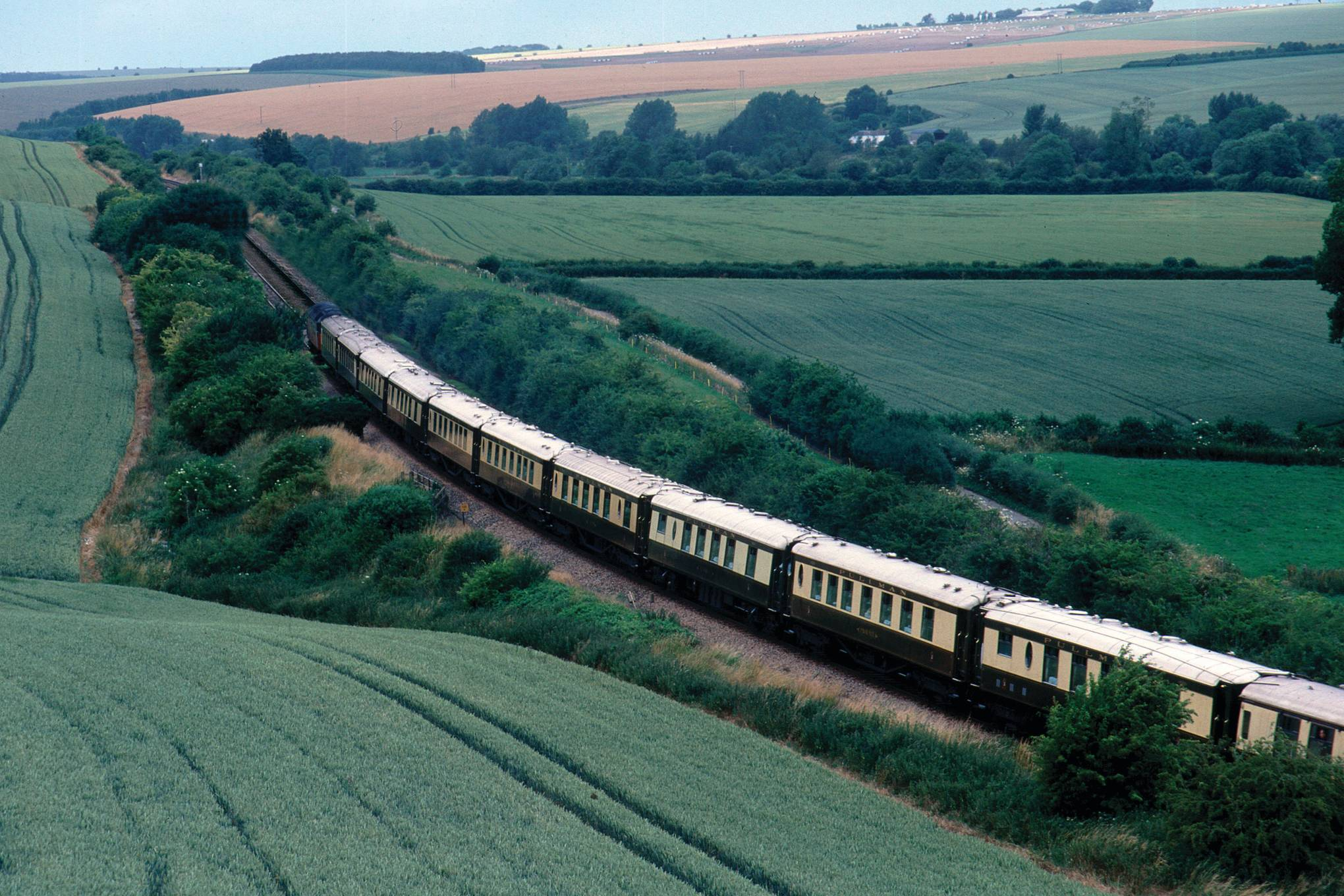 Win a trip on the UK's grandest train, the Belmond British Pullman