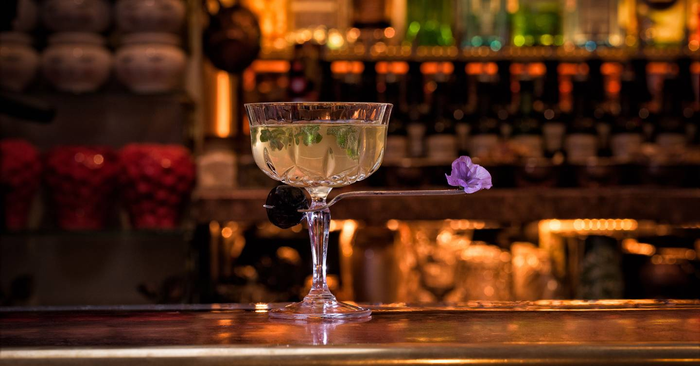 The best bars in the world | The Gold List 2018 | CN Traveller