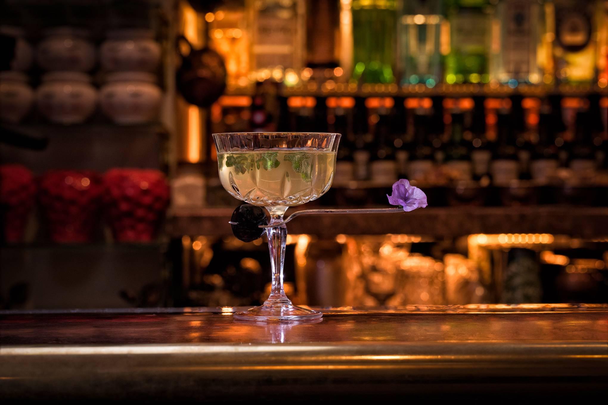 Paris Museum Day Worldwide Cocktails @ 5