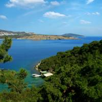 Turkey's Bodrum Peninsula