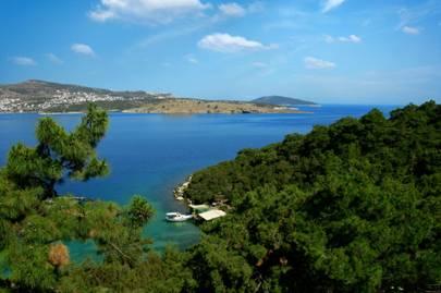 Turkey's Bodrum Peninsula