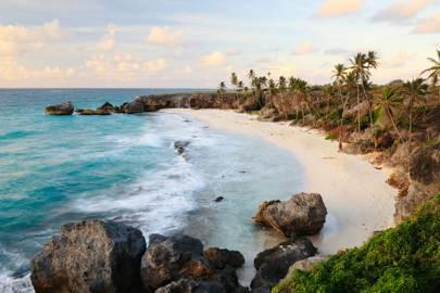 3. Barbados, Caribbean