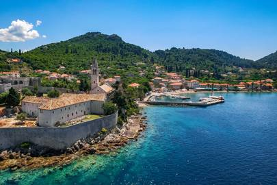 6. Escape to the Elafiti islands