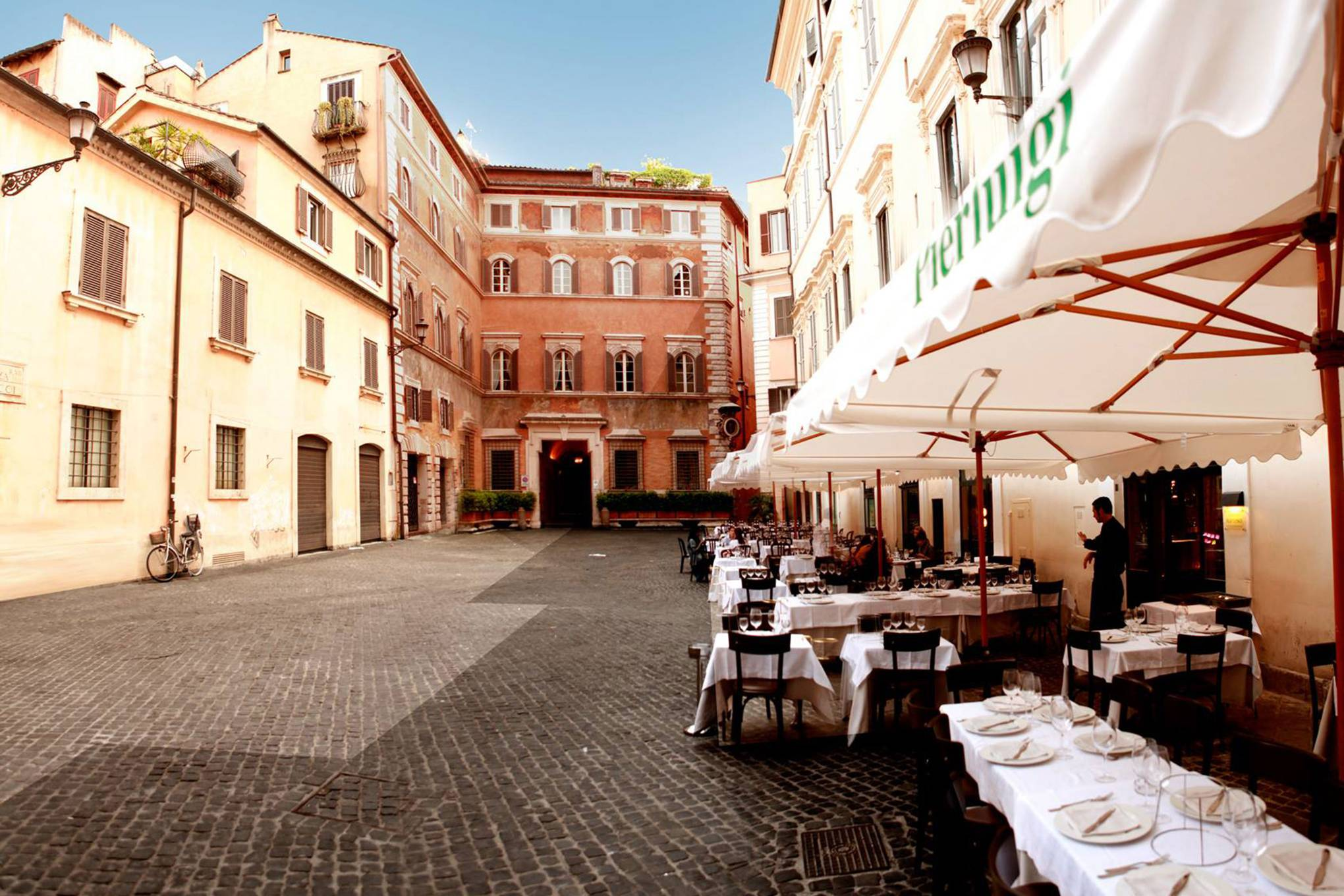 The Best Restaurants In Rome Cn Traveller