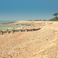 8. Atherington or Climping Beach, Littlehampton