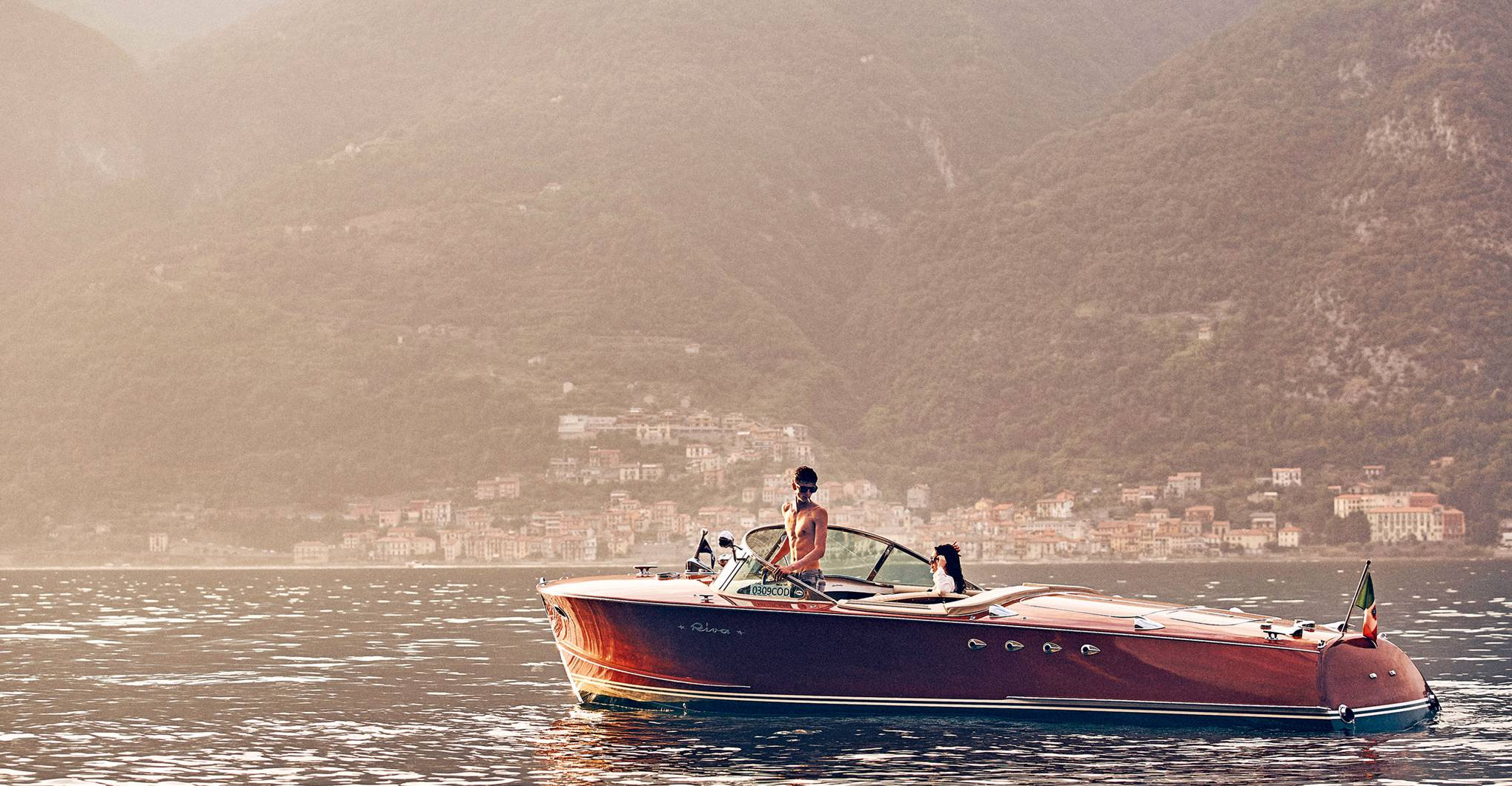 What to wear in Lake Como