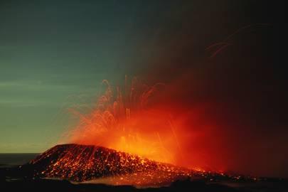 2. Kilauea Volcano