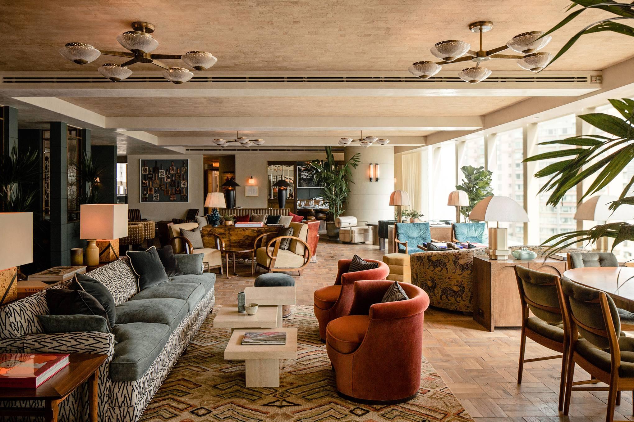 First look: Soho House Hong Kong review