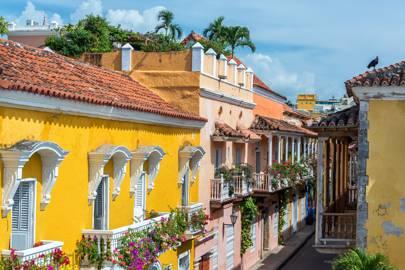 13. CARTAGENA, COLOMBIA