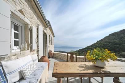 A romantic bolthole in Corfu