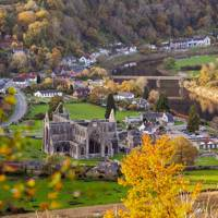 Llandogo, Wales and Tintern, Gloucestershire