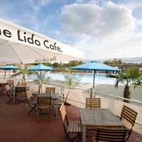 The Lido Café, Brockwell Park