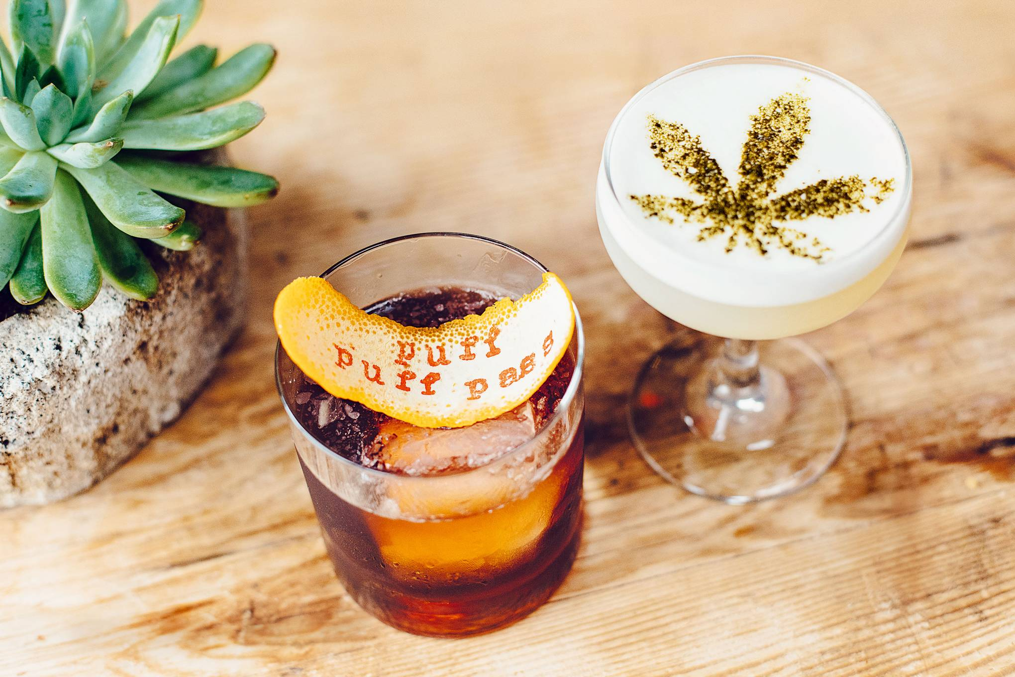 Where to try the new CBD food trend