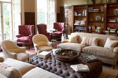 Best UK leisure hotel: Babington House, Somerset