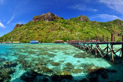 1. Borneo, Malaysia