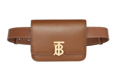 8. Burberry TB belt bag