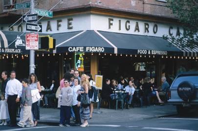 Scuderia restaurant, New York