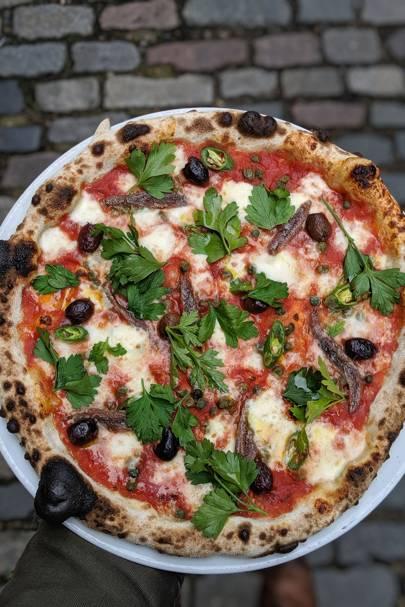 Sodo Pizza